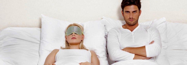 Что делать, если жена не хочет близости с мужем